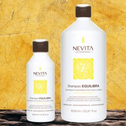 Sampon cu uleiuri esentiale NEVITALY EQUILIBRA 1000 ml