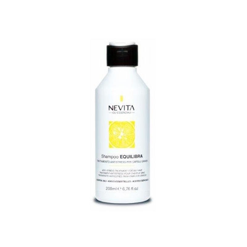 Sampon cu uleiuri esentiale NEVITALY EQUILIBRA 200 ml