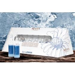 Tratament anti-roseata scalp cu uleiuri esentiale NEVITALY SYN LENIVA 8x7 ml