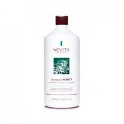 Sampon cu uleiuri esentiale NEVITALY PURITY 1000 ml