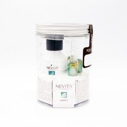 Kit NEVITALY PURITY (sampon 200 ml + fiole tratament 3x7 ml)
